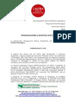 """Convitto """"Rinaldo Corso"""" di via Bernieri a Correggio"""