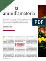 Reportaje Dieta Antiinflamatoria