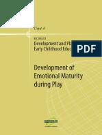 Dev Play in Early Childhood Edu U4
