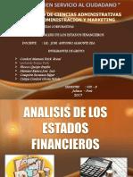 FINANZAS DIAPOSITIVAS - EXPOCICION