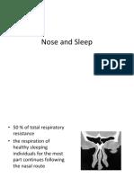 Allergy and Sleep