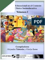 Taborda Alejandra - Psicología Educacional en El Contexto de La Clínica Socioeducativa - Vol 1
