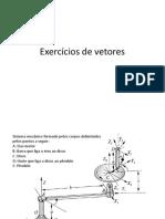 Exercícios de Vetores_aula Extra