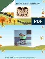 Patologias Mas Frecuentes Del Prematuro