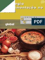 Antologia Da Alimentação No Brasil- Luís Da Câmara Cascudo