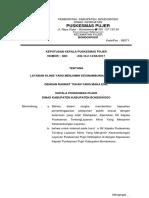 SK Tentang Layanan Klinis Yg Menjamin Kesinambungan BAB VII Ok
