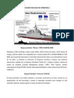 Buques Navales de Venezuela