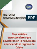 Historia Denominacional