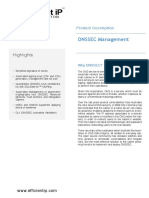 Efficientip DNSSEC Management Ds