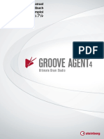 Groove Agent 4 Manual