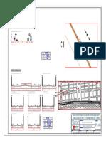PL-06 Plano de Cortes y Seccion Vial
