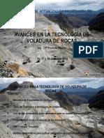 Voladura de Rocas Ing. Romulo Mucho