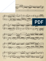 Two- And Three-part Inventions for Piano