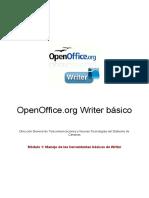 Modulo 1 Writer
