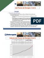 Precio de Energia Electrica_Osinergmin