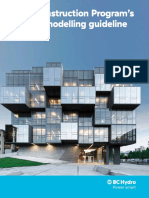 Energy Modeling Guidelines