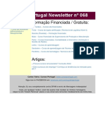 Cursos Portugal Newsletter Nº 068