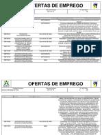 Serviços de Emprego Do Grande Porto- Ofertas 19 07 17