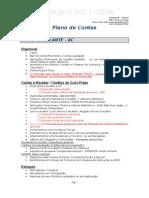 contabilidade Plano Contas