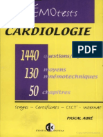 Mémo Tests - Cardiologie