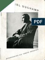 Cabanne Pierre Marcel Duchamp Engenheiro Do Tempo Perdido