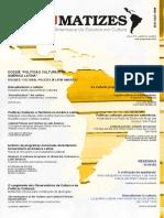Pragmatizes- Politicas Culturais na America Latina