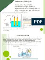 Electrolisis PW (1)