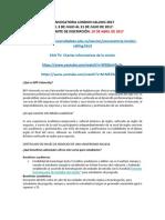 Fact Sheet Misión Londres BPP 2017