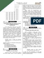 Simulado 1  (Port. 9º ano - Blog do Prof. Warles).doc