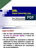 2) ADSL + VOZoIP