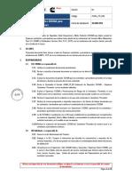 Evaluación de Requisitos SSOMA Para Contratistas o Proveedores