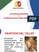 6. Lactancia Materna