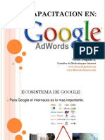 Capacitacion en Google Adwords