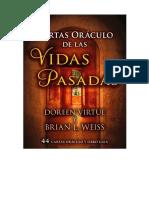 Vidas Pasadas Doreen Virtue