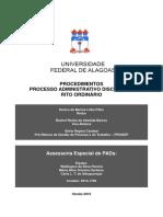 PROCEDIMENTOS - PAD - RITO ORDINARIO.pdf