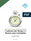 Siete Ladrones del Tiempo y Técnicas para Combatirlos - Alberto Pena.pdf