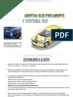 Curso Direccion Asistida Electricamente Sistema Esp Funcionamiento Mecanica Electronica Elementos Control Estabilidad