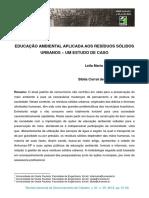 Anap Educação Ambiental Estudo Caso 2013