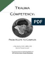 Trauma Competency Training Manual.12