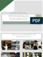 Presentacion Residencias Agto16 Ene17