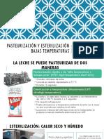 Pasteurización y esterilización.pptx