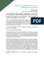 Elementos Teóricos y metodológicos para estudiar a los partidos políticos y a la militancia.pdf