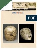 Tracing the History of the Human Skull i