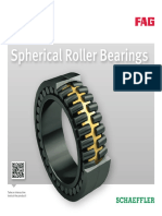 Spherical Roller Bearings FAG