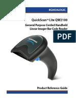Quickscan Lite Qw2100