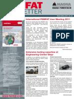 Newsletter 20 10 e