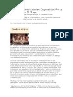 Tema 5 Tema 5 Constituciones Dogmaticas Parte III Gaudium Et Spes