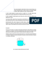 Teorema de Torricelli Des.
