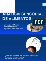 CAPITULO IV EVALUACIÓN SENSORIAL DE LOS ALIMENTOS.pptx