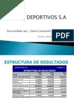 Caso Deportivo S.a 2